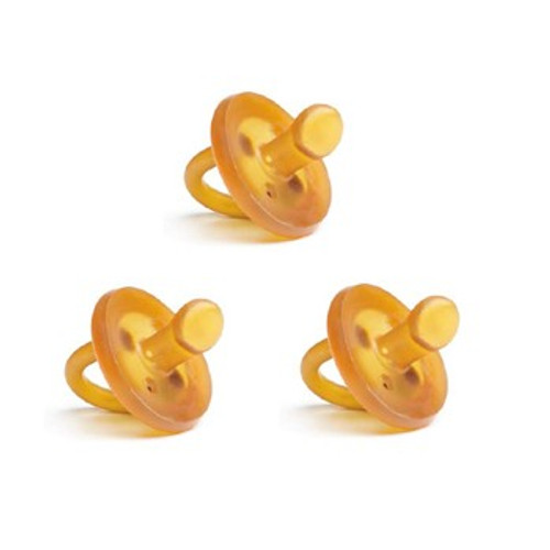EcoPacifier:  Natural, Orthodontic, 3 pack