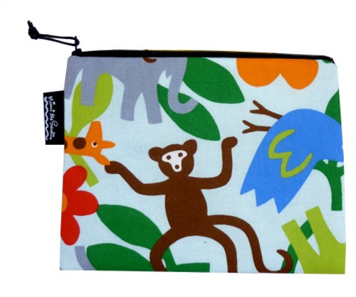 Mimi the Sardine:  Jungle Treasure Bag