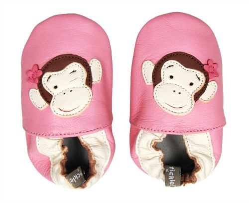Tommy Tickle:  Pink Monkey