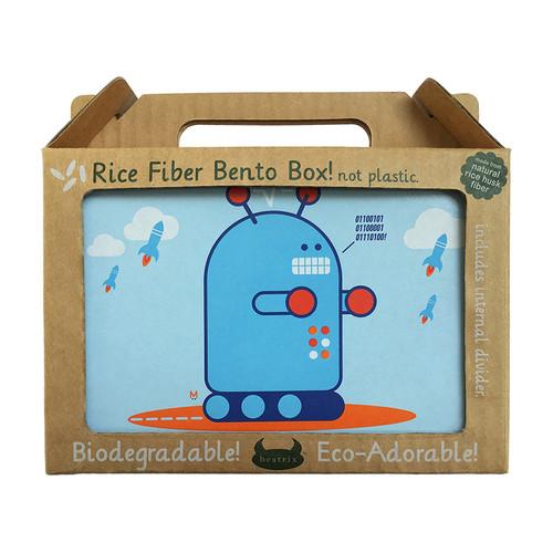 Pixel the Robot Bento Box