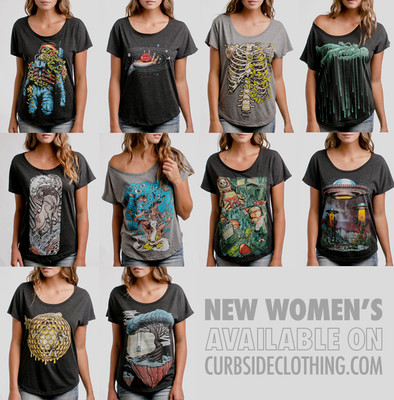 New Women's Items Available NOW
