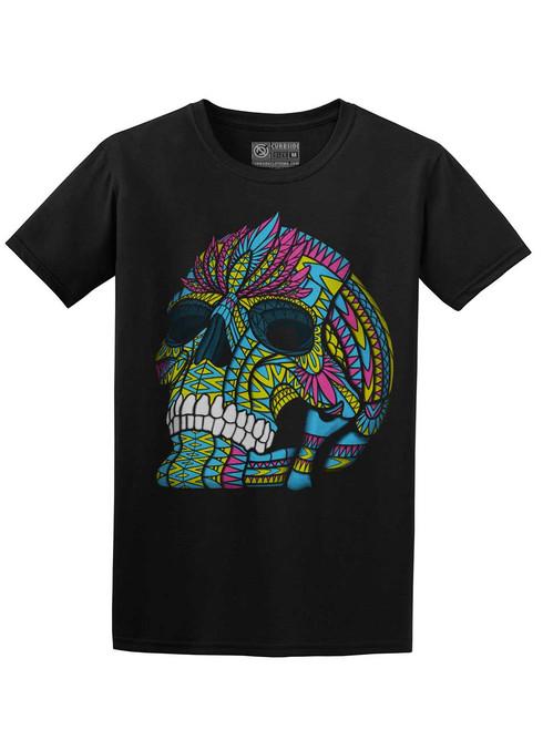 Cranium - Black Unisex T-Shirt
