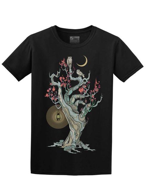 Night Owls - Black Unisex T-Shirt