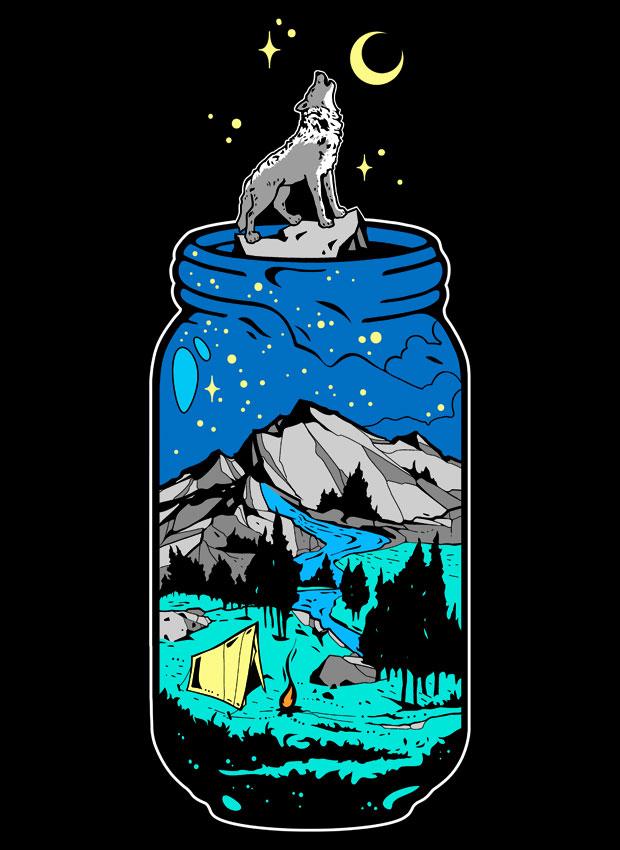 Mountain Jar