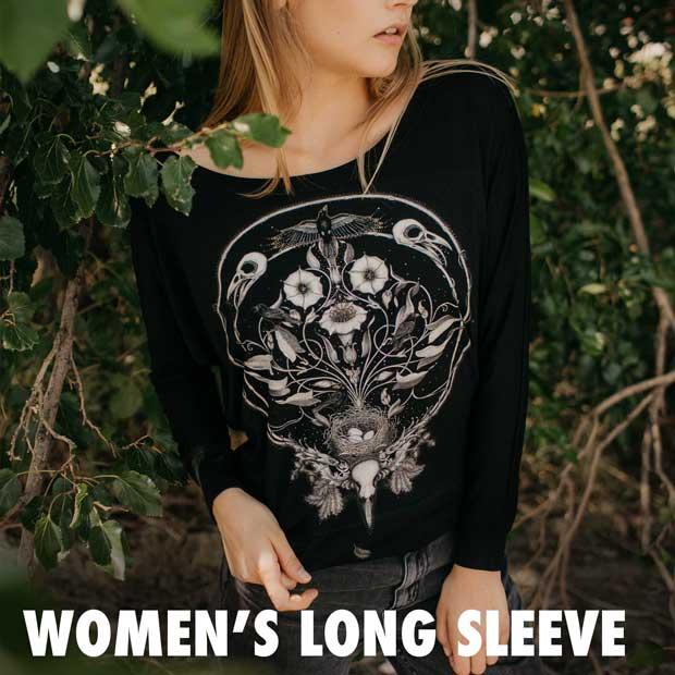 Women's Long Sleeve Sale