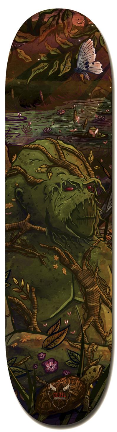 Ode to Swamp Thing