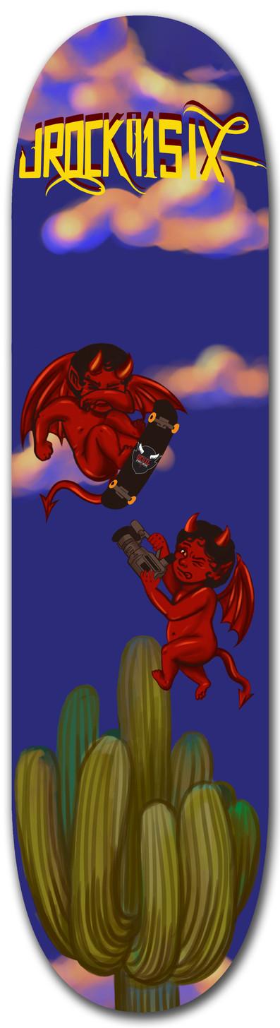 JRock Desert Devils