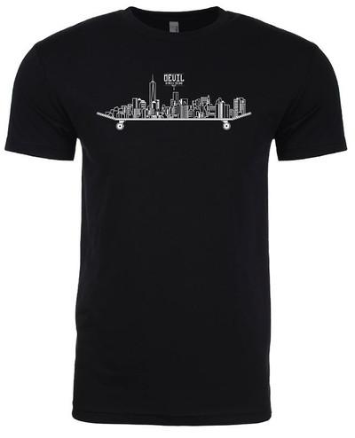 NYC Logo T-Shirt (Black)