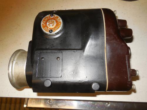Cletrac Hercules Buda Waukesha Wisconsin Leroi  MJA6C 102 Bosch Magneto 6 Cyl