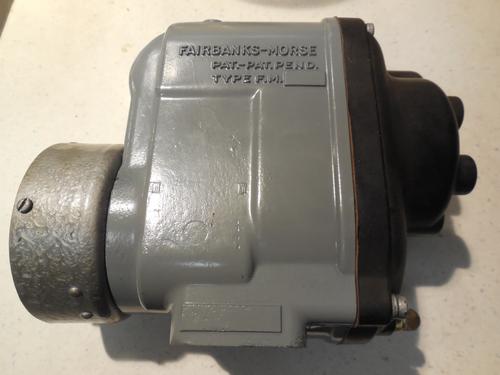 Antique International  tractor CW Fairbanks  Morse  FMK4A11 Magneto