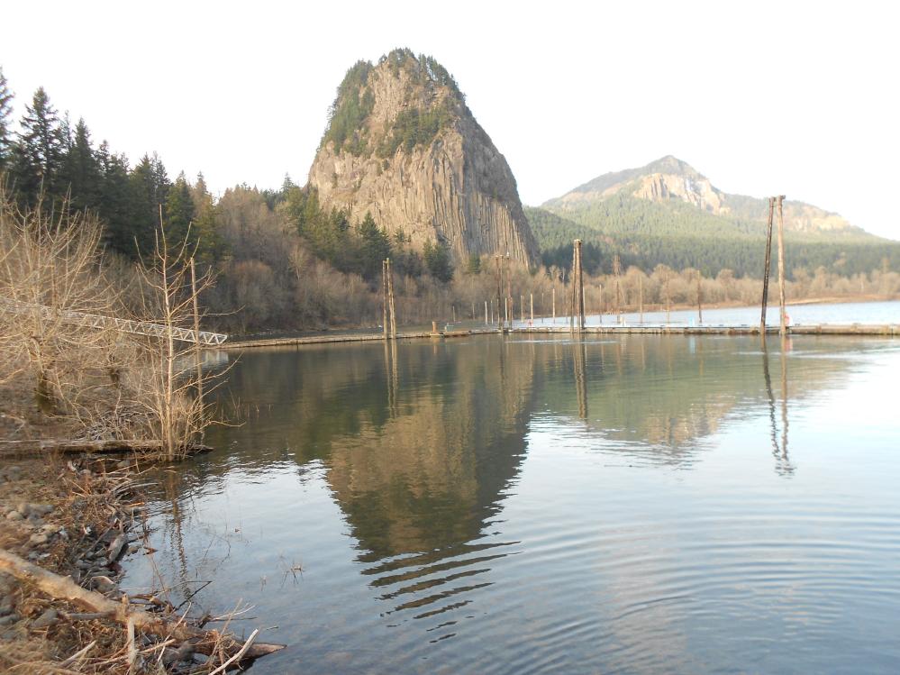 Image of Beacon Rock