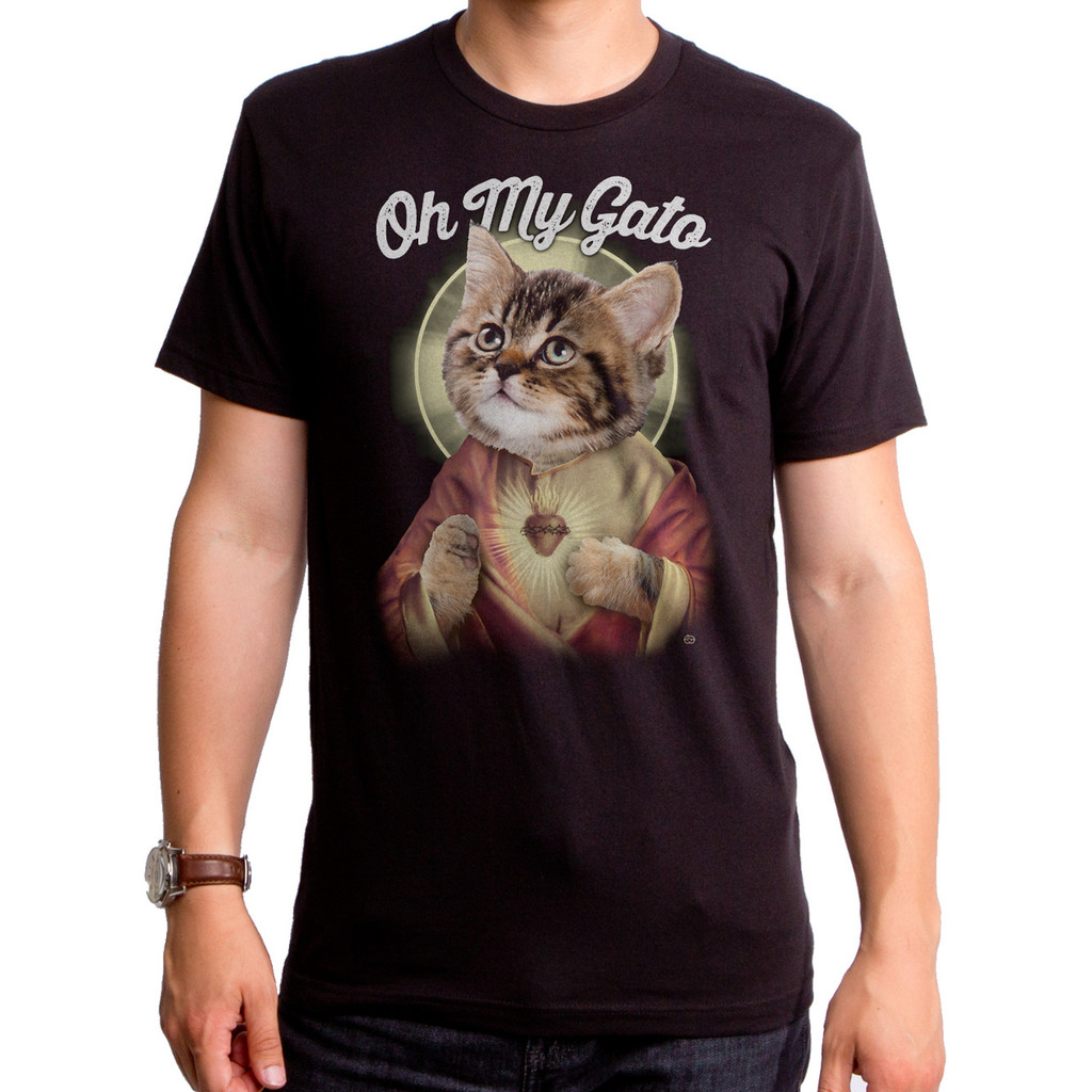 Oh My Gato T-Shirt