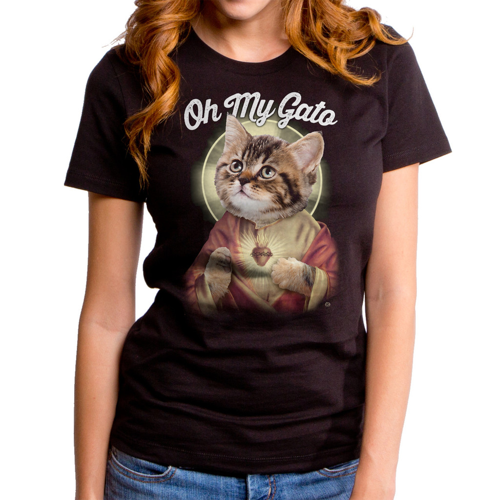 Oh My Gato Girls T-Shirt