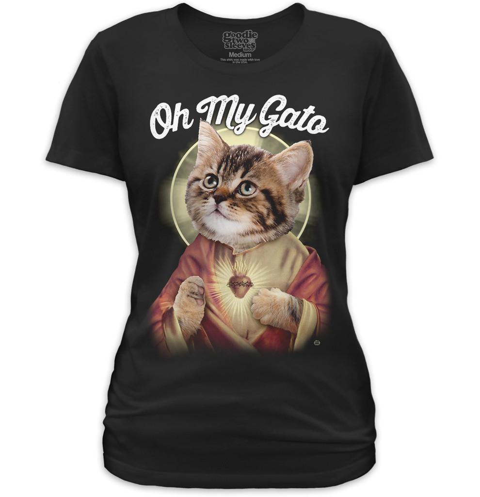 Oh My Gato Girls T-Shirt
