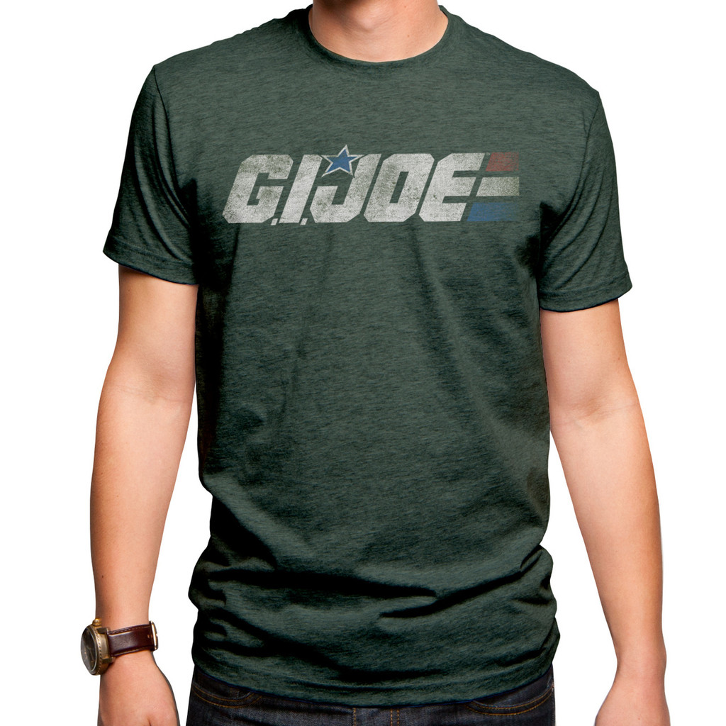GI Joe Retro T-Shirt