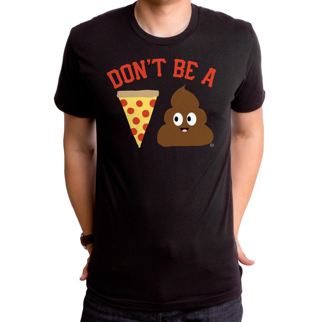 Pizza Poop T-Shirt