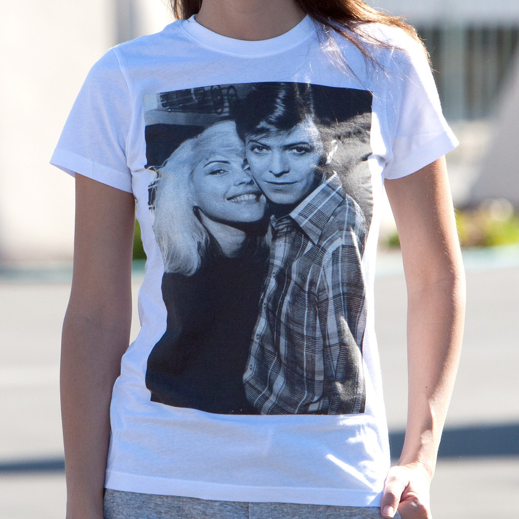 David & Debbie Girls T-Shirt