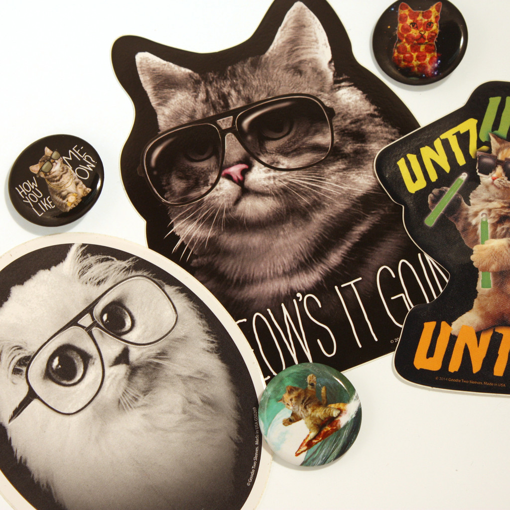 Cat Goodie Pack