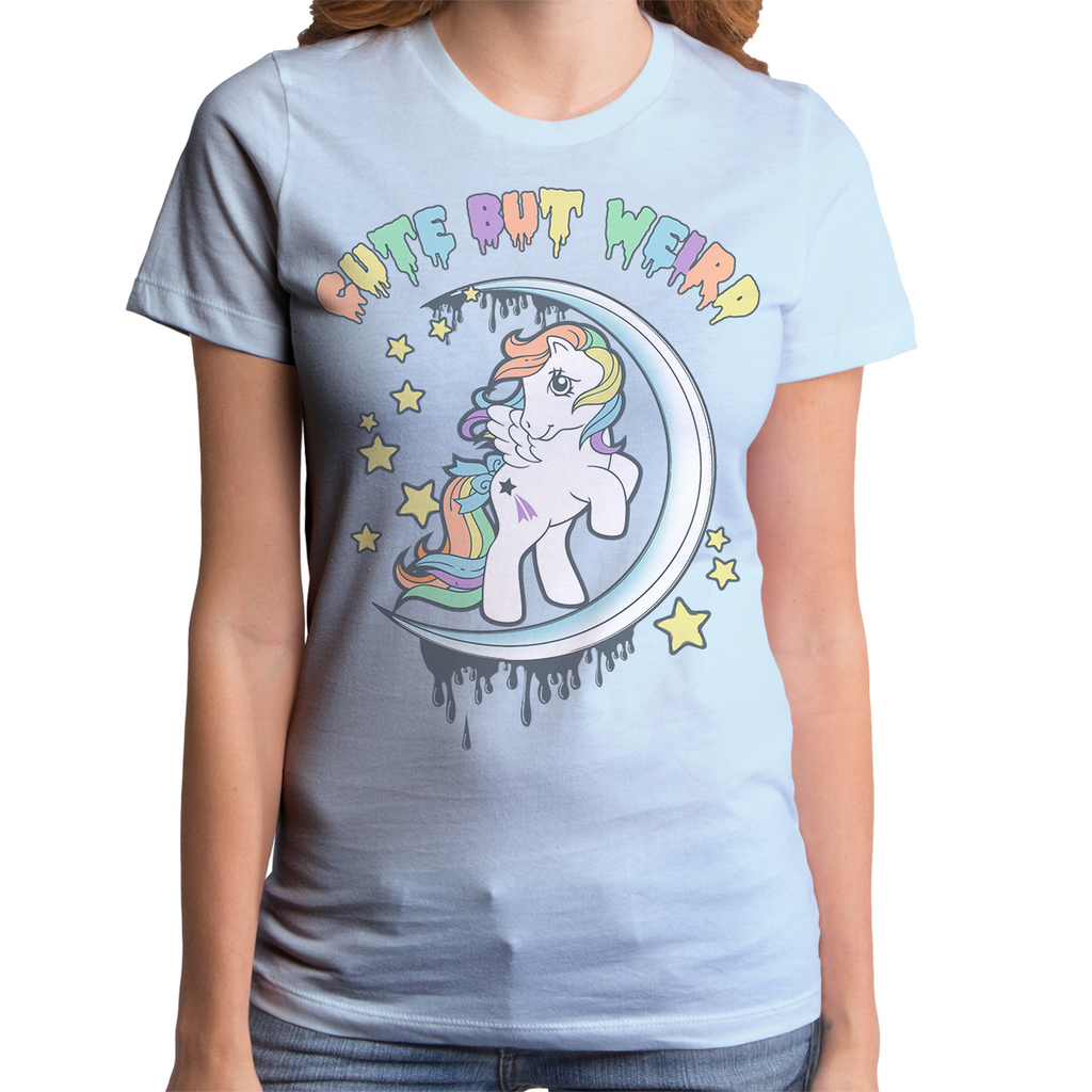 234bfb897a0d My Little Pony Hella Stay Weird Tee – MLP T-Shirts