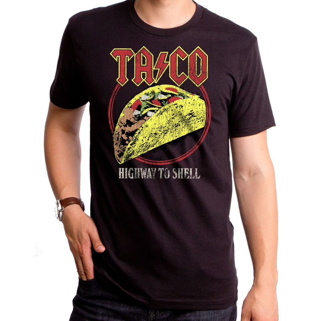Taco Highway To Shell T-Shirt