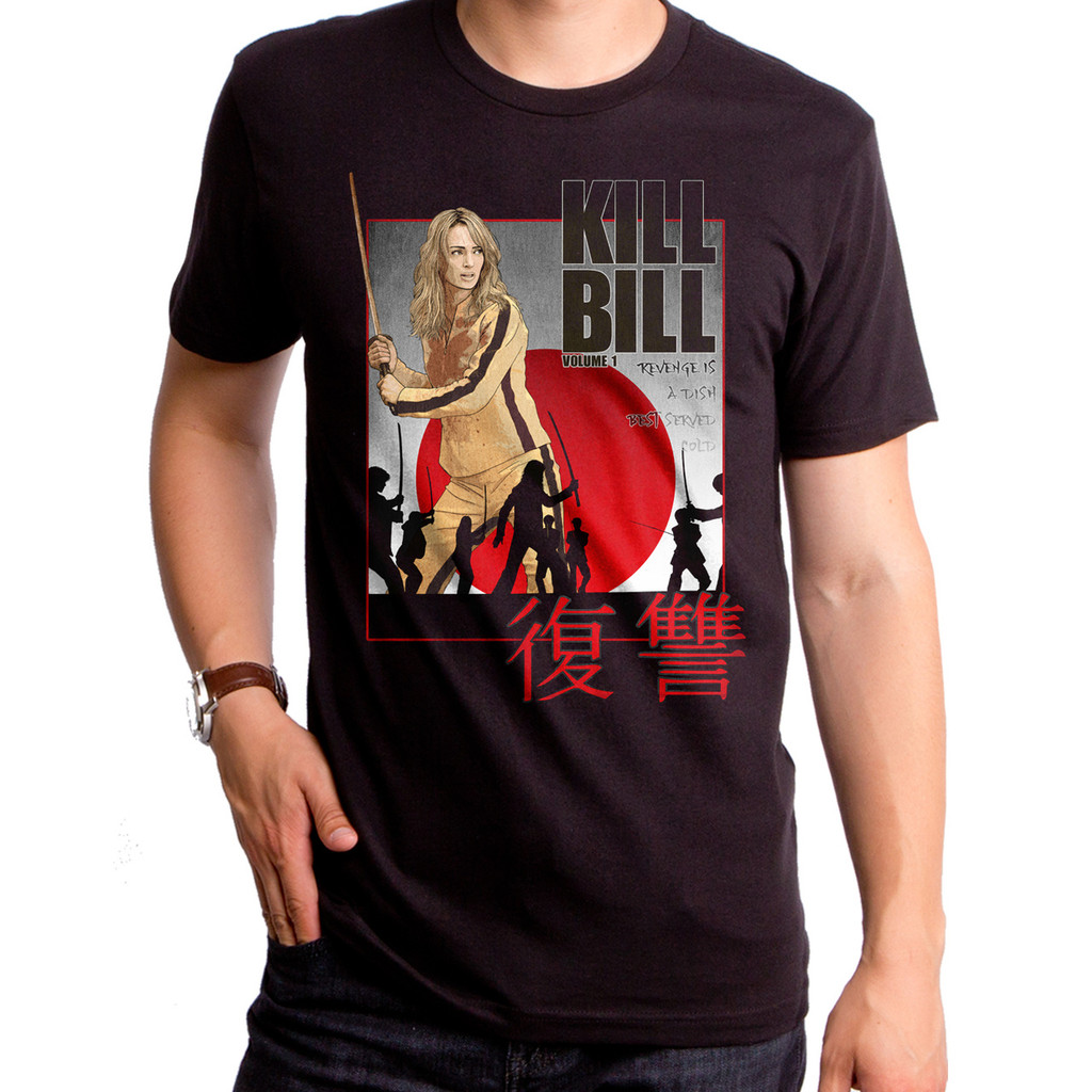 Kill Bill Movie Poster T-Shirt