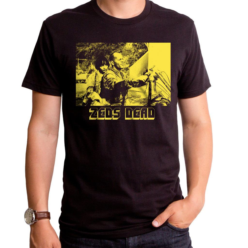 Pulp Fiction Zed's Dead Yellow T-Shirt