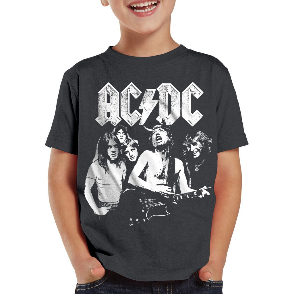 AC/DC HI CONT Toddler T-Shirt