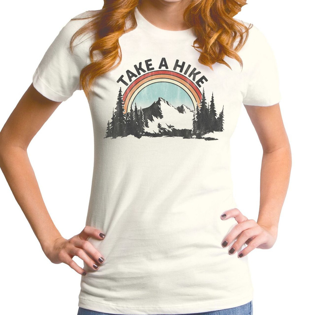 Take A Hike Girls T-Shirt