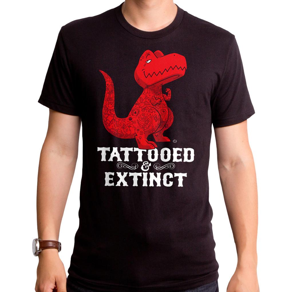 Tattooed Rex T-Shirt