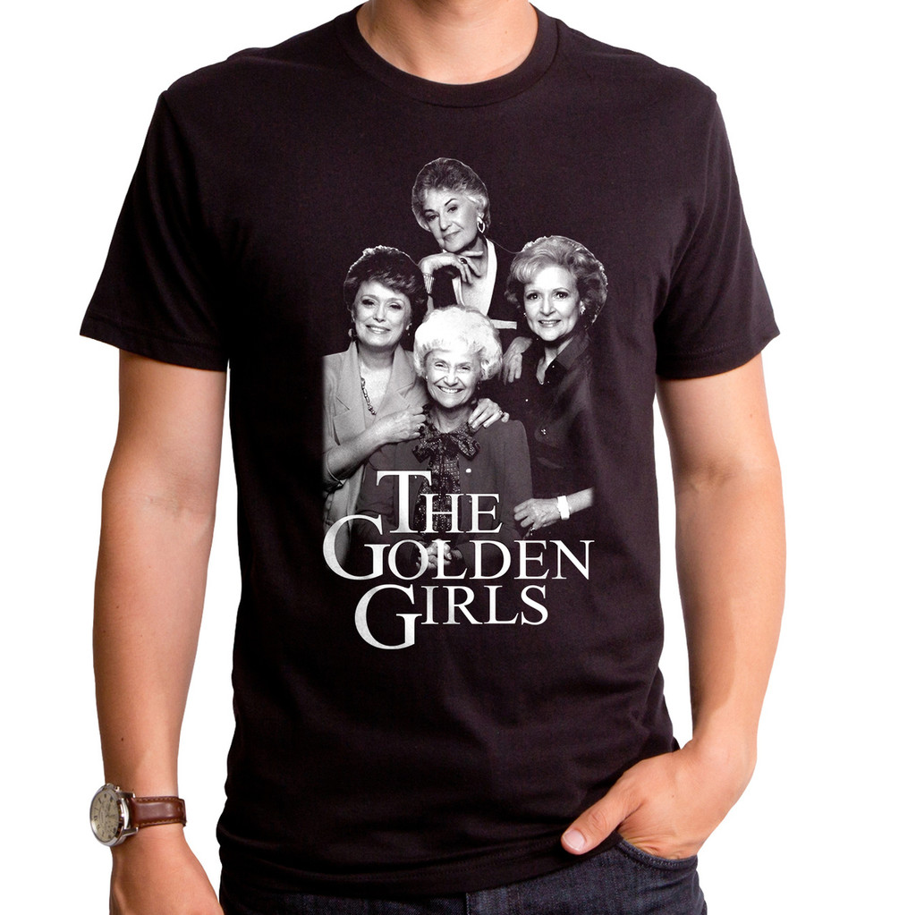 Golden Girls Mono T-Shirt