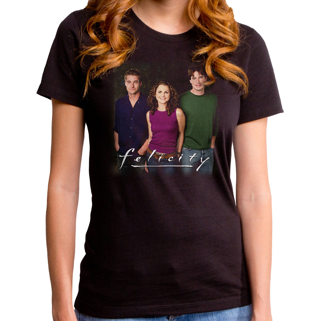 Felicity Ben and Noel Girls T-Shirt