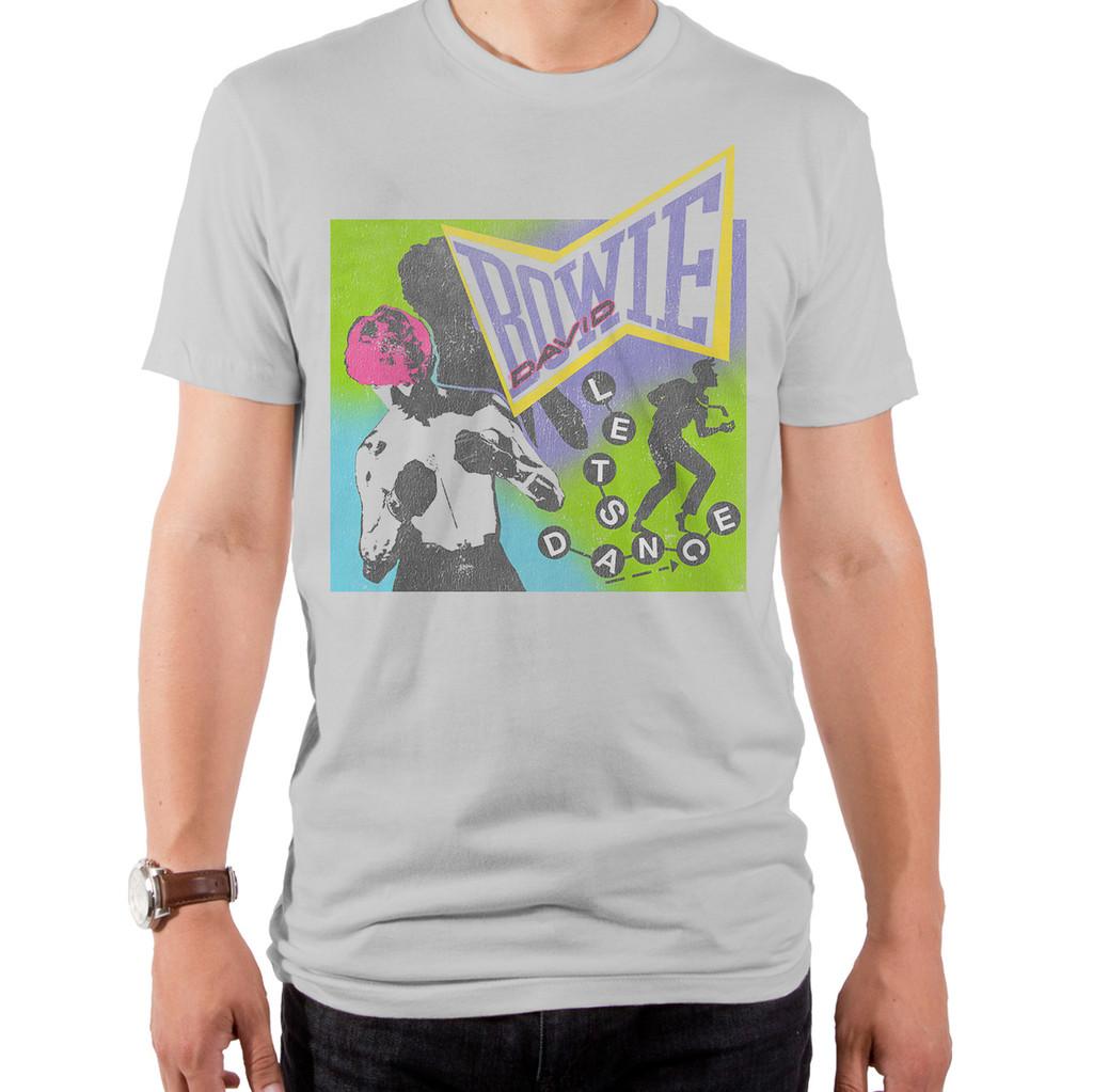 Neon Bowie T-Shirt