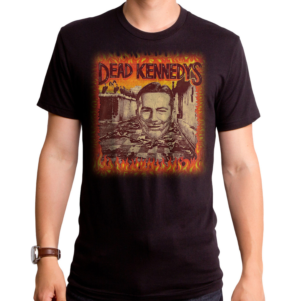 Dead Kennedys  Give Me Convenience T-Shirt