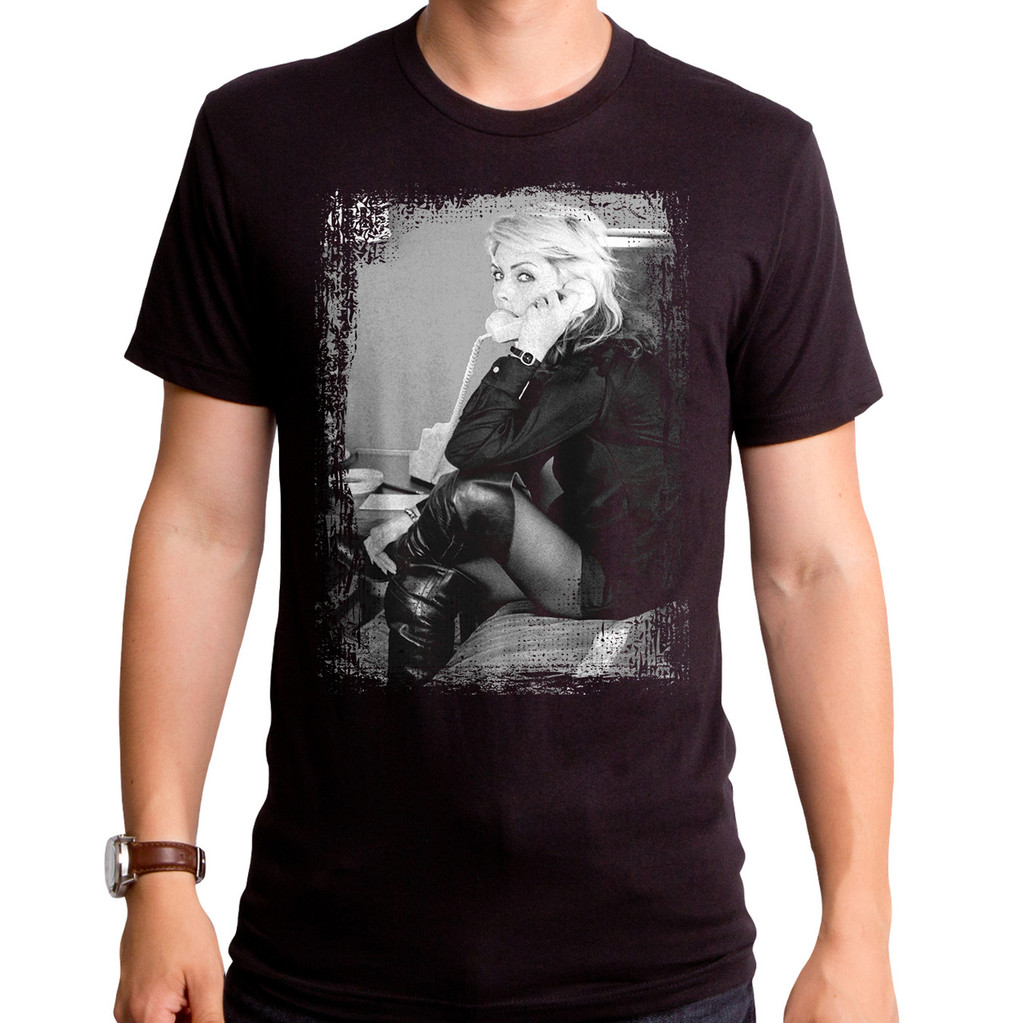 Debbie Harry Hanging On The Telephone T-Shirt