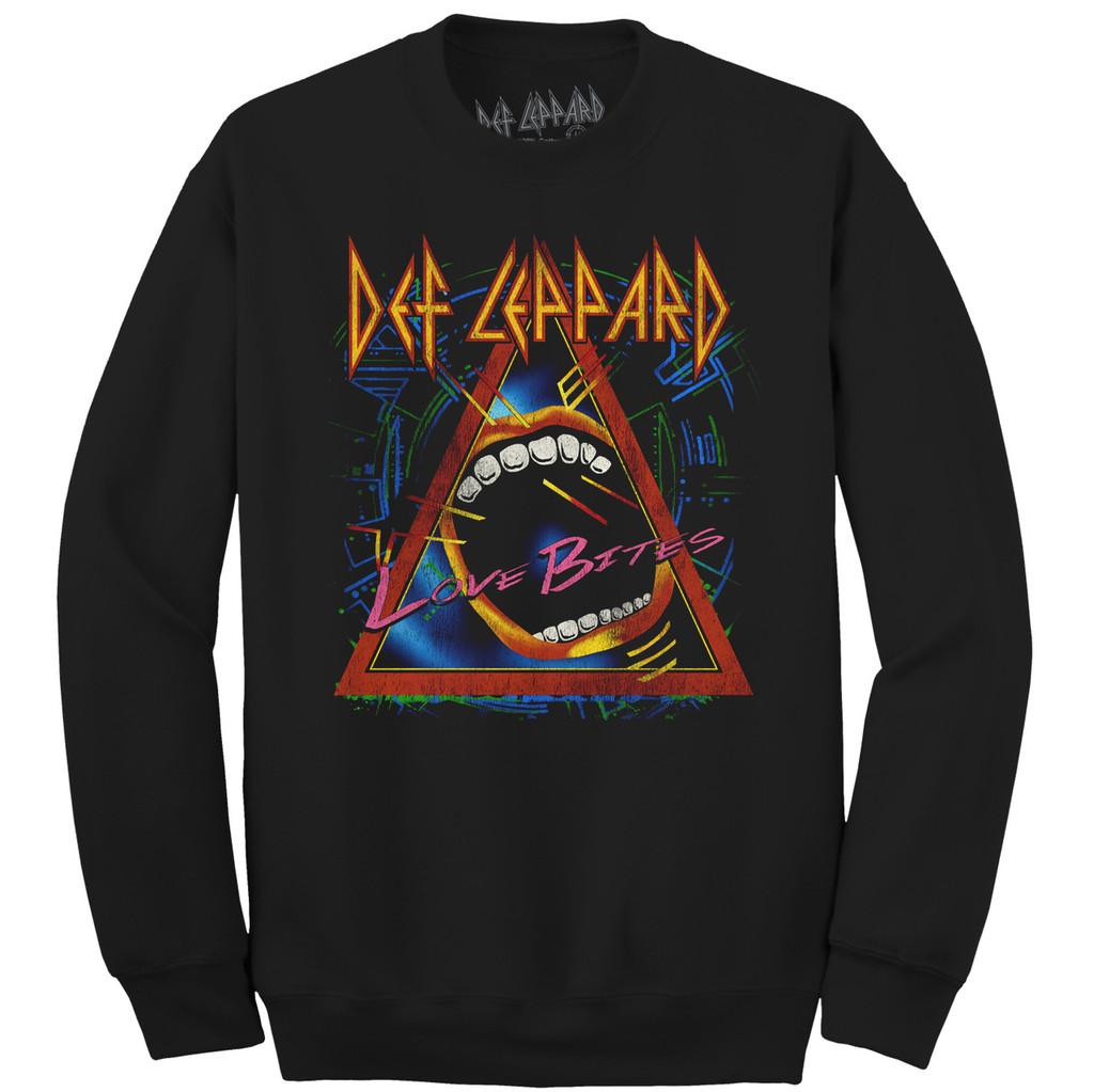 Def Leppard Unisex Sweatshirt