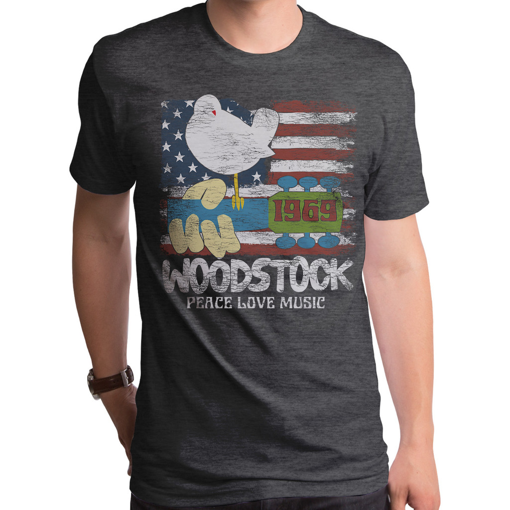 Woodstock Americana T-Shirt