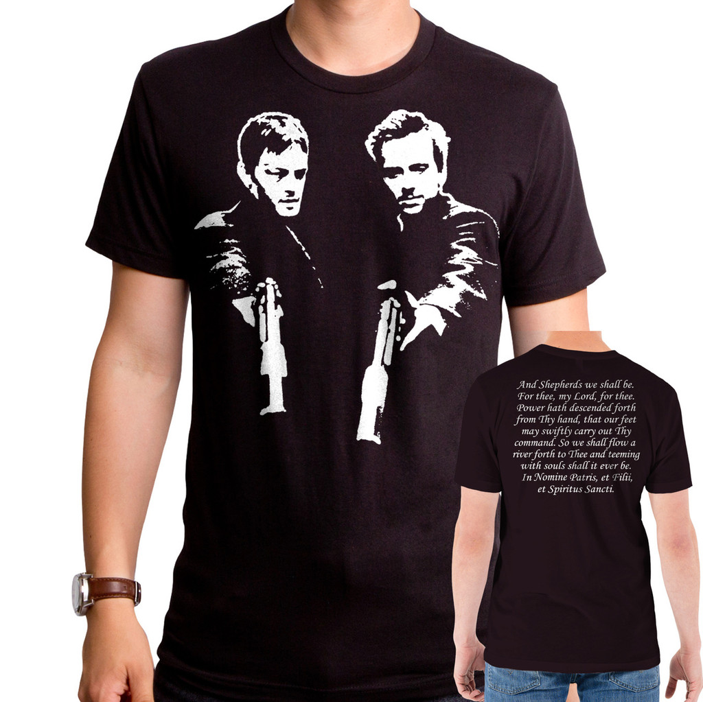 The Boondock Saints Prayer T-Shirt