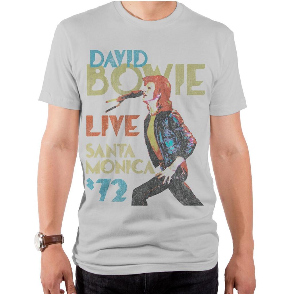 Bowie Santa Monica T-Shirt