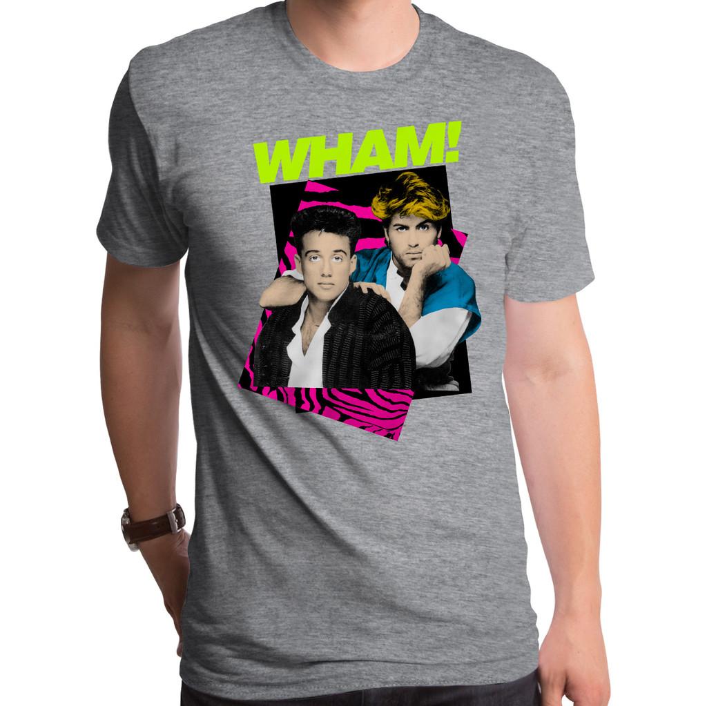 Wham Careless Whisper T-Shirt