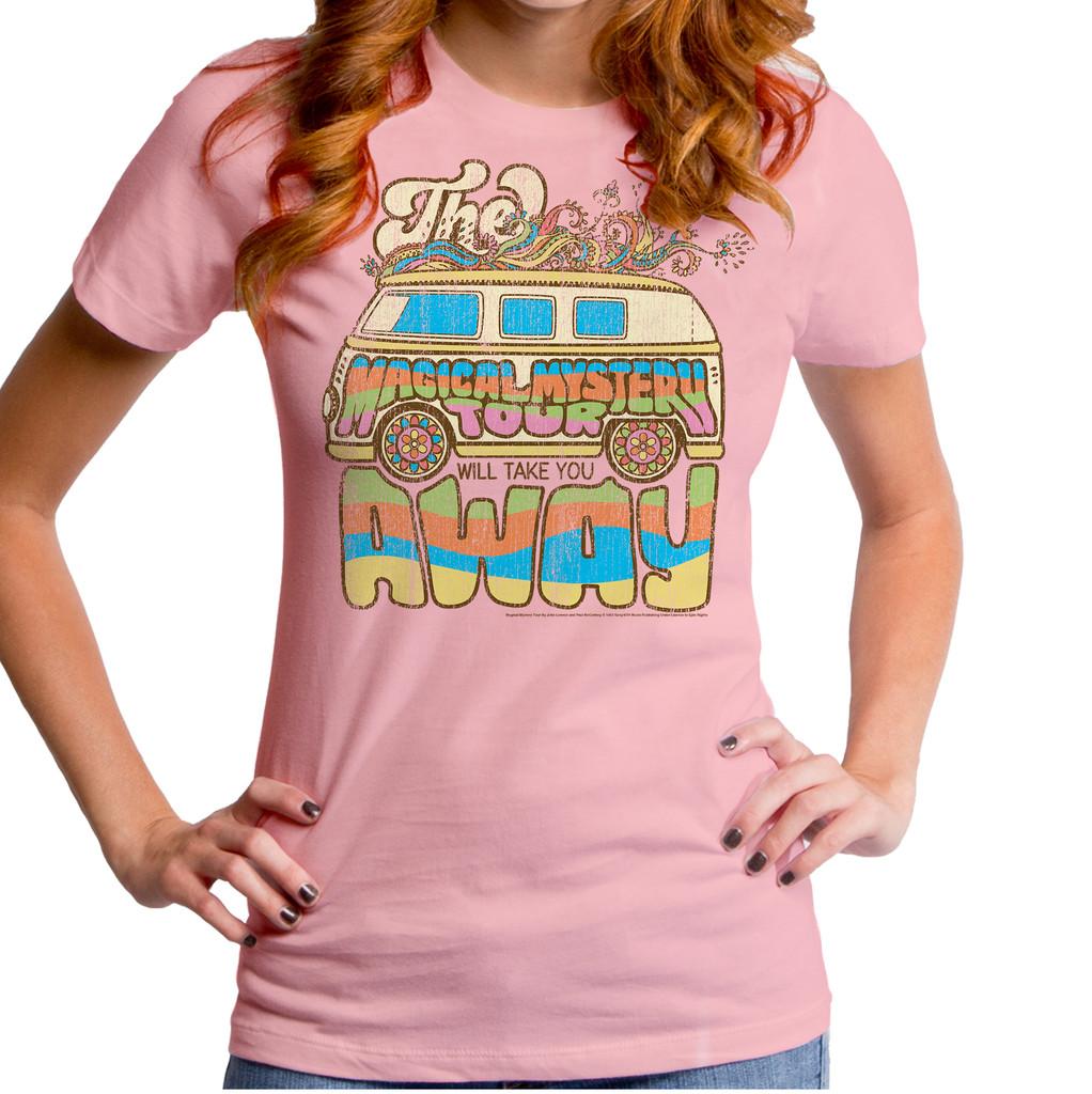 Magical Mystery Tour Girls T-Shirt