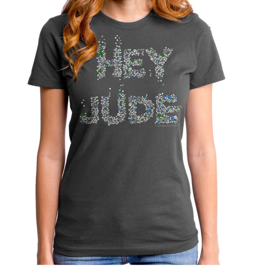 Hey Jude Girls T-Shirt
