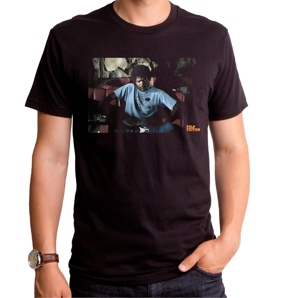 Pulp Fiction Jules In Diner T-Shirt