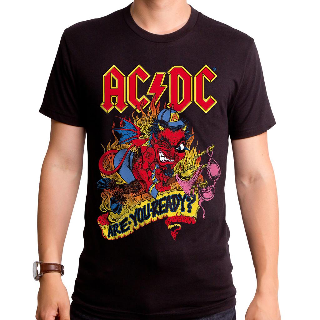 AC/DC Devil Angus T-Shirt