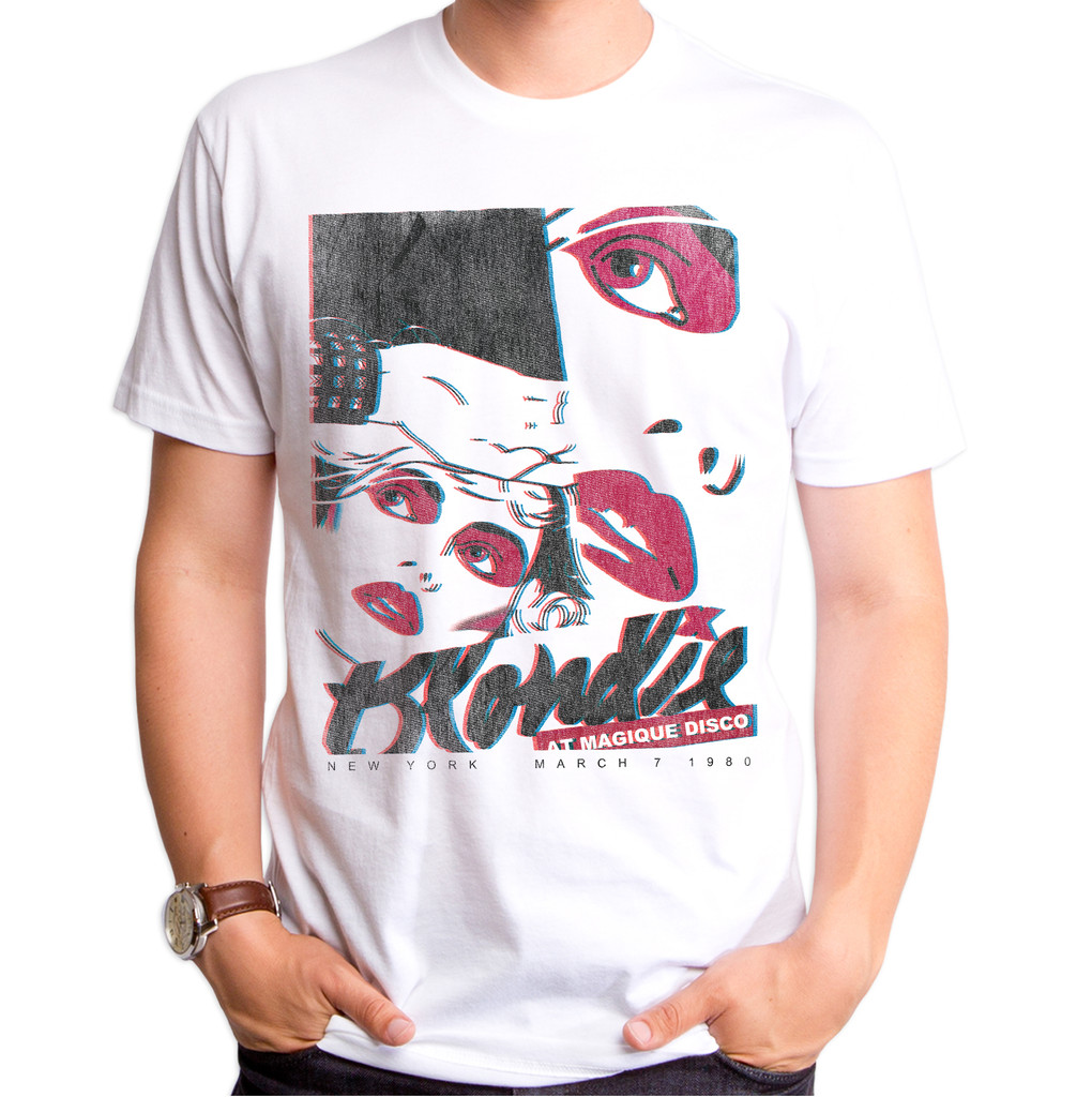 Blondie Pop Art T-Shirt