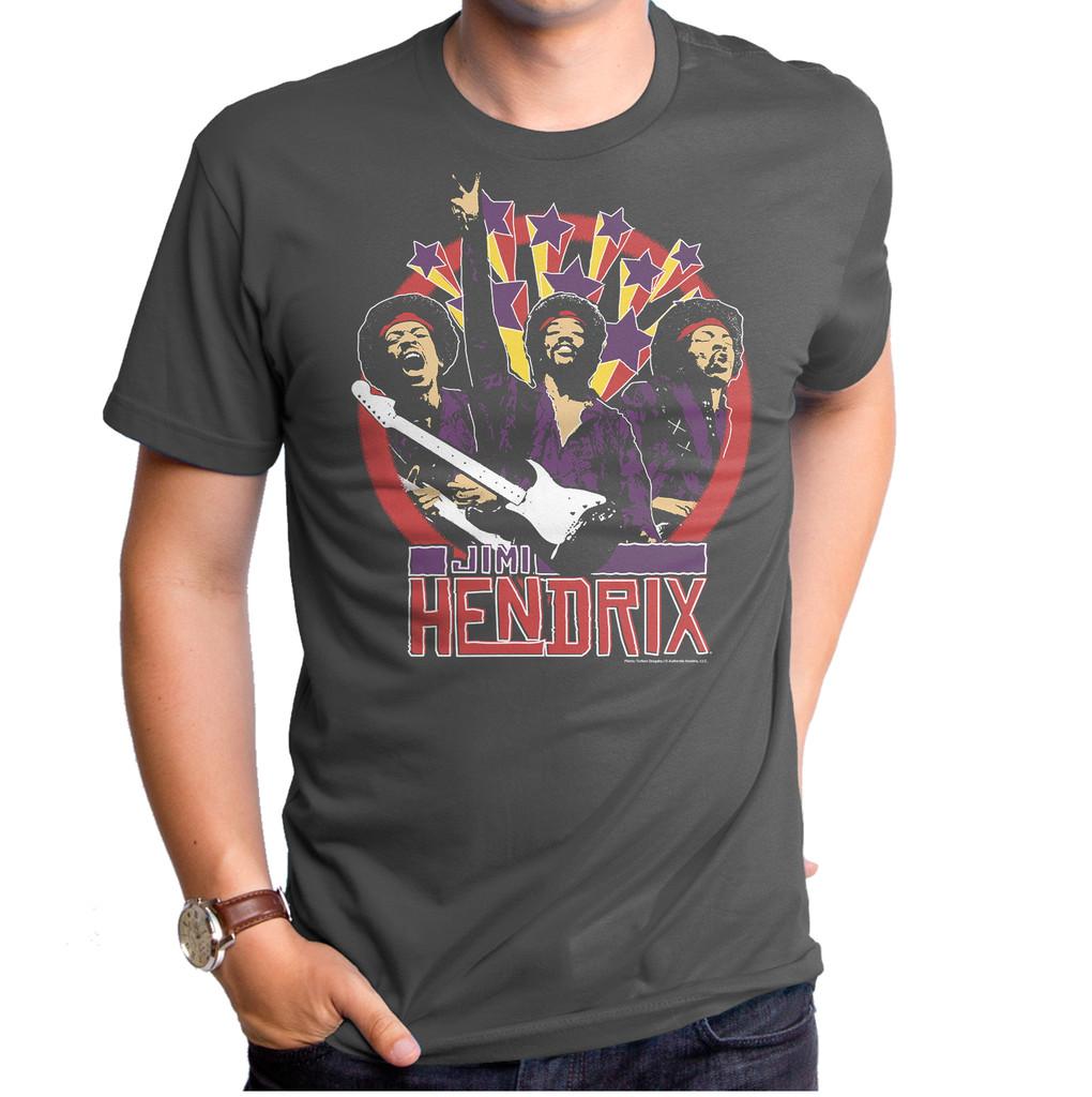 Jimi Hendrix Montage T-Shirt