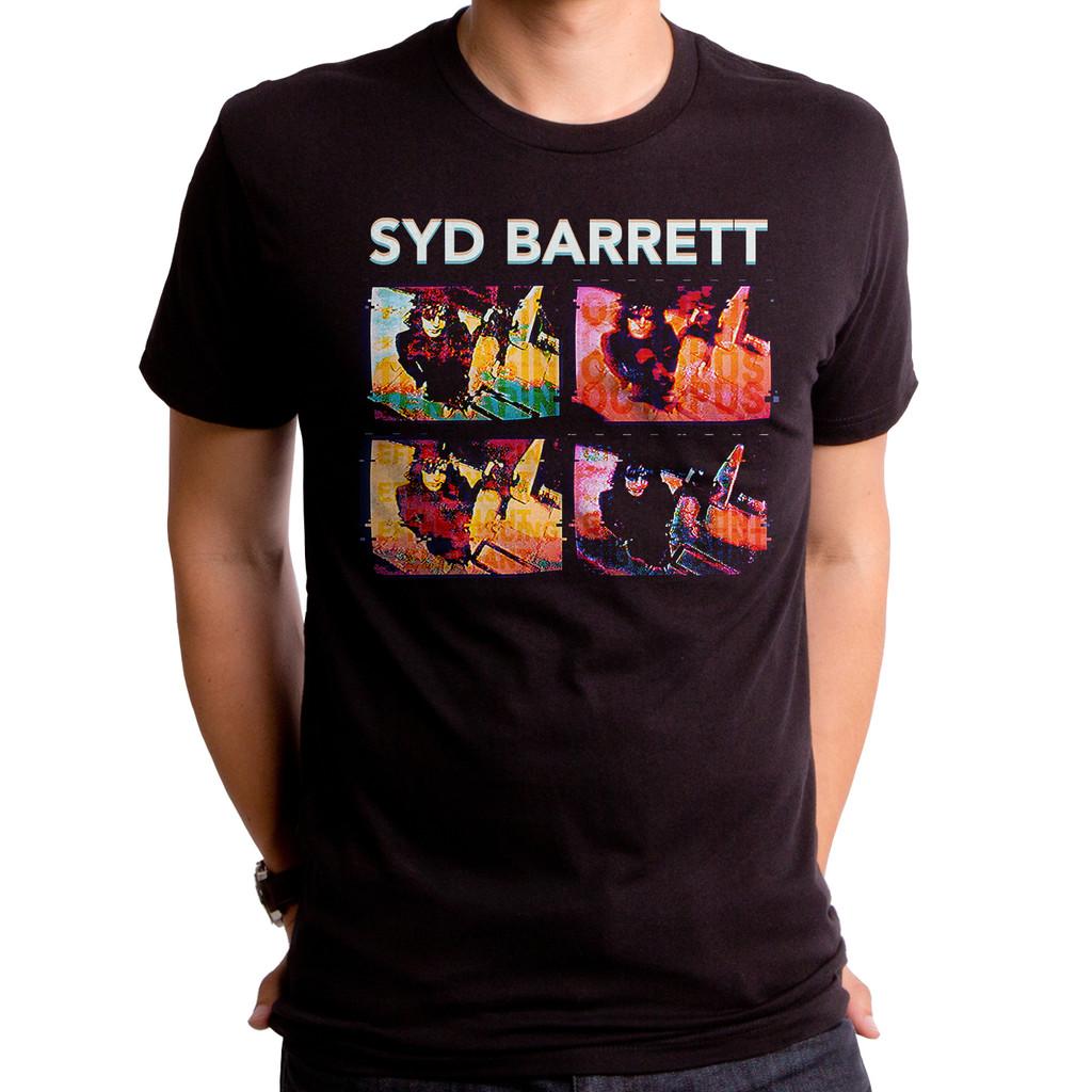 Syd Barrett On Tape T-Shirt