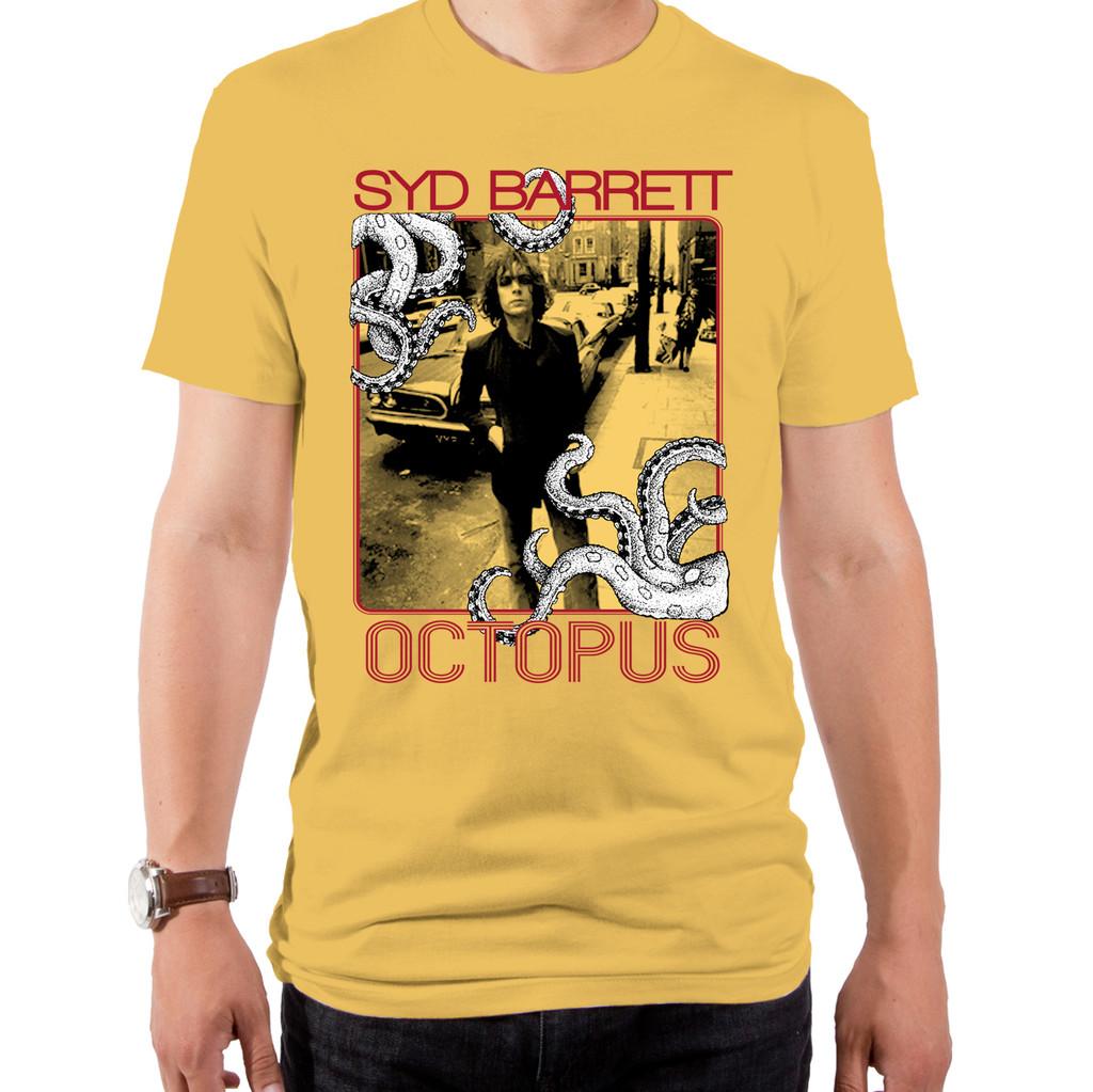 Syd Barrett Octopus T-Shirt