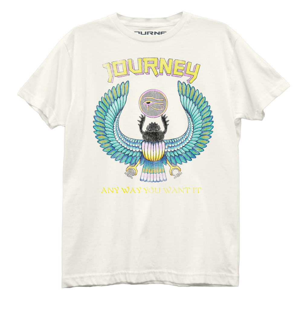 Journey Any Way You Want It Best Boyfriend Tee