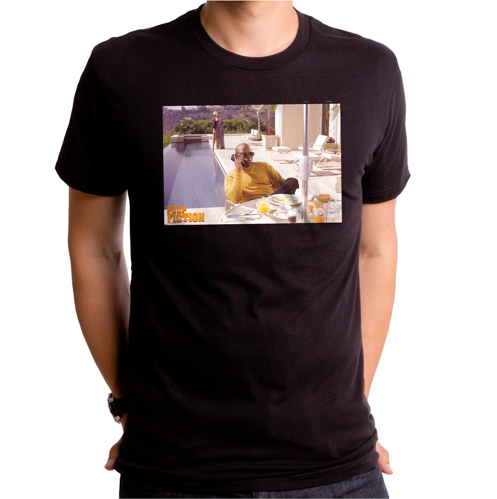 Pulp Fiction Marcellus Wallace T-Shirt