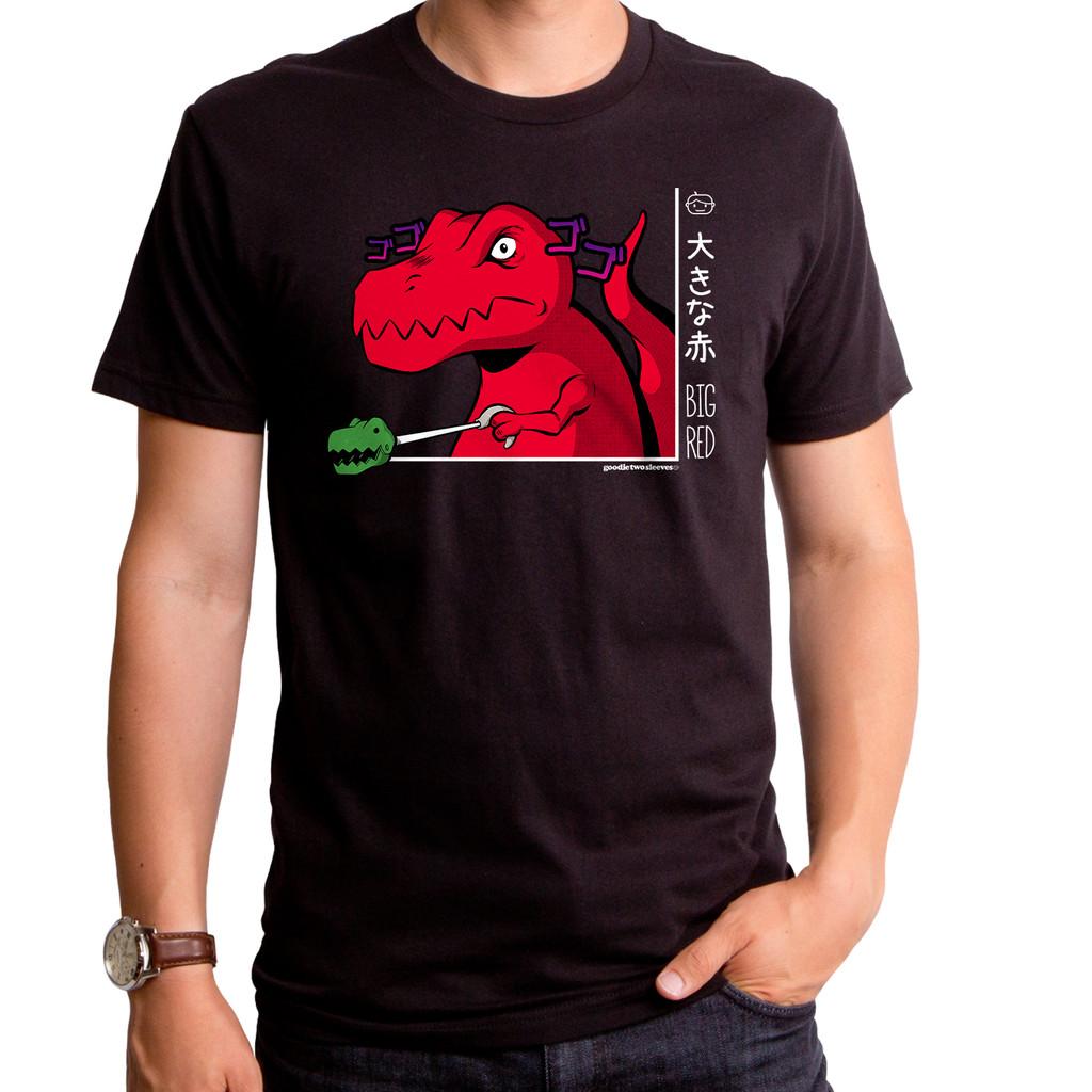 Anime Rex T-Shirt